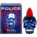 Police To Be Rebel 125 ml toaletná voda