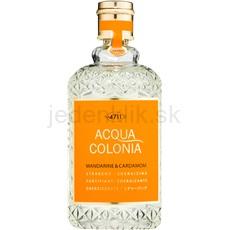 4711 Acqua Colonia Mandarine & Cardamom 170 ml kolínska voda unisex kolínska voda