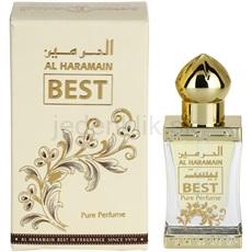 Al Haramain Best 12 ml parfémovaný olej unisex parfémovaný olej