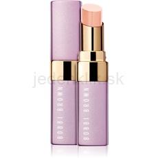 Bobbi Brown Glowing Pink tónujúci balzam na pery odtieň Bare Pink 2,3 g