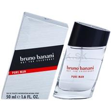 Bruno Banani Pure Man 50 ml toaletná voda pre mužov toaletná voda