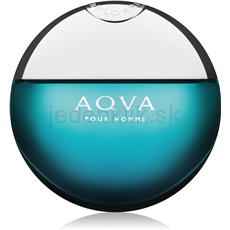 Bvlgari AQVA Pour Homme 100 ml toaletná voda pre mužov toaletná voda