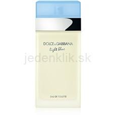 Dolce & Gabbana Light Blue Light Blue 200 ml toaletná voda pre ženy toaletná voda