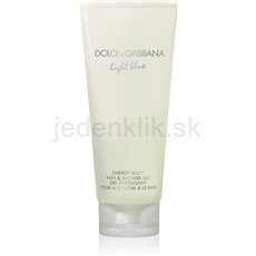 Dolce & Gabbana Light Blue Light Blue 200 ml sprchový gél