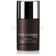 Dolce & Gabbana The One for Men The One for Men 70 g deostick pre mužov deostick