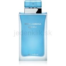 Dolce & Gabbana Light Blue Eau Intense 100 ml parfumovaná voda pre ženy parfumovaná voda