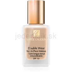 Estée Lauder Double Wear Stay-in-Place dlhotrvajúci make-up SPF 10 odtieň 1W1 Bone 30 ml