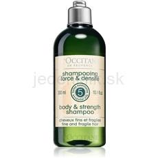 L'Occitane Aromachologie šampón pre posilnenie vlasov 300 ml