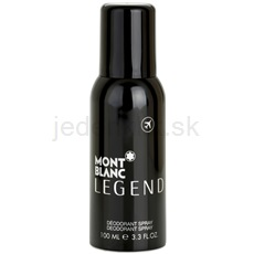 Montblanc Legend 100 ml deospray