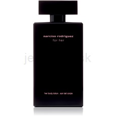 Narciso Rodriguez For Her For Her 200 ml telové mlieko