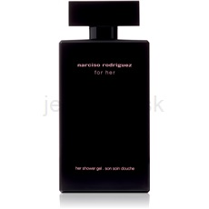Narciso Rodriguez For Her For Her 200 ml sprchový gél