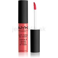 NYX Professional Makeup Soft Matte Lip Cream ľahký tekutý matný rúž odtieň 8 ml