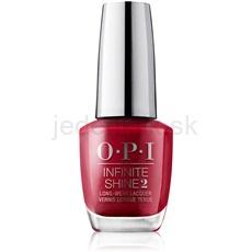OPI Infinite Shine Infinite Shine lak na nechty s gélovým efektom OPI Red 15 ml