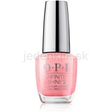 OPI Infinite Shine Infinite Shine lak na nechty s gélovým efektom Princesses Rule 15 ml