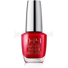 OPI Infinite Shine Infinite Shine lak na nechty s gélovým efektom Big Apple Red 15 ml