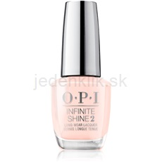 OPI Infinite Shine Infinite Shine lak na nechty s gélovým efektom The Beige of Reason 15 ml