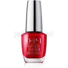 OPI Infinite Shine Infinite Shine lak na nechty s gélovým efektom Unequivocally Crimson 15 ml