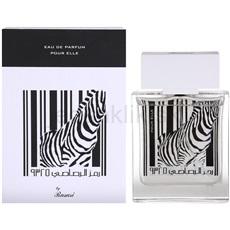 Rasasi Rumz Al Rasasi Zebra Pour Elle 50 ml parfémovaná voda