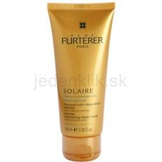 René Furterer Solaire intenzívna vyživujúca maska pre vlasy namáhané chlórom, slnkom a slanou vodou 100 ml