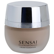 Sensai Cellular Performance Foundations krémový make-up odtieň CF 12 Soft Beige 30 ml