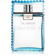 Versace Man Eau Fraîche 100 ml voda po holení pre mužov voda po holení
